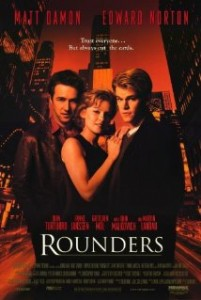 Gambling in the Movies #3: Rounders