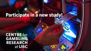 Gambling and Alcohol Use  Study