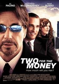 Gambling in the Movies #5: Two for the Money