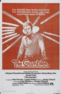 Gambling in the Movies #6: The Gambler (1974)