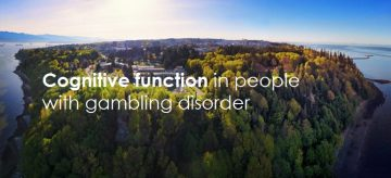 Take part: Cognitive function in people with gambling disorder