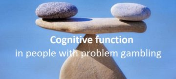 Take part! Cognitive function in people with gambling problems